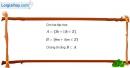 Bài 1.23 trang 12 SBT đại số 10