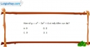Bài 1.27 trang 17 SBT giải tích 12