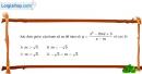 Bài 1.29 trang 17 SBT giải tích 12