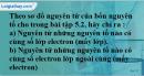 Bài 5.3 trang 6 SBT hóa học 8