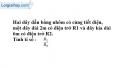 Bài 7.1 trang 19 SBT Vật lý 9