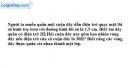 Bài 7.10 trang 20 SBT Vật lý 9