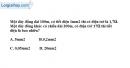 Bài 8.9 trang 22 SBT Vật lý 9