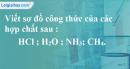 Bài 10.3 trang 14 SBT hóa học 8
