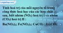 Bài 10.5 trang 14 SBT hóa học 8