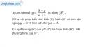 Bài 1.49 trang 24 SBT giải tích 12