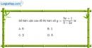 Bài 1.50 trang 25 SBT giải tích 12