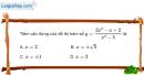 Bài 1.51 trang 25 SBT giải tích 12
