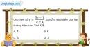Bài 1.54 trang 25 SBT giải tích 12