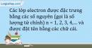 Bài 4.7 trang 10 SBT Hóa học 10