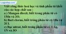 Bài 9.4 trang 12 SBT hóa học 8