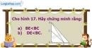 Bài 14 trang 70 Vở bài tập toán 7 tập 2