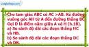Bài 15 trang 71 Vở bài tập toán 7 tập 2