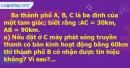 Bài 22 trang 75 Vở bài tập toán 7 tập 2