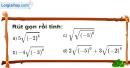 Bài 13 trang 7 SBT toán 9 tập 1