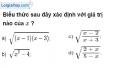 Bài 16 trang 7 SBT toán 9 tập 1