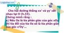 Bài 34 trang 83 Vở bài tập toán 7 tập 2