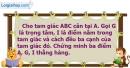 Bài 39 trang 87 Vở bài tập toán 7 tập 2