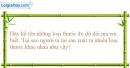 Bài 1-2.5 trang 6 SBT Vật lí 6