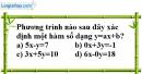 Bài 4 trang 6 SBT toán 9 tập 2