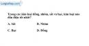Bài 9.1 trang 24 SBT Vật lý 9