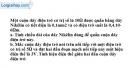 Bài 9.10 trang 26 SBT Vật lý 9