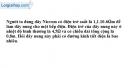 Bài 9.11 trang 26 SBT Vật lý 9