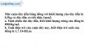 Bài 9.5 trang 24 SBT Vật lý 9