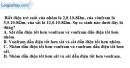 Bài 9.7 trang 25 SBT Vật lý 9