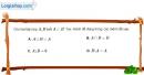 Bài 1.27 trang 14 SBT đại số 10