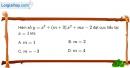 Bài 1.68 trang 38 SBT giải tích 12