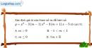 Bài 1.71 trang 39 SBT giải tích 12