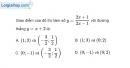 Bài 1.74 trang 39 SBT giải tích 12