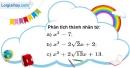 Bài 18 trang 8 SBT toán 9 tập 1