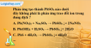 Bài 4.2, 4.3 trang 6 SBT hóa học 11