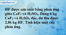 Bài 4.6 trang 7 SBT hóa học 11