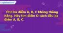 Bài 49 trang 93 Vở bài tập toán 7 tập 2