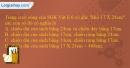 Bài 1-2.24 trang 9 SBT Vật lí 6