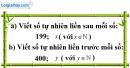 Bài 10 trang 7 SBT toán 6 tập 1
