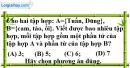 Bài 1.1 phần bài tập bổ sung trang 6 SBT toán 6 tập 1
