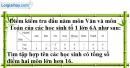 Bài 1.2 phần bài tập bổ sung trang 7 SBT toán 6 tập 1