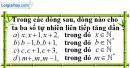 Bài 15 trang 7 SBT toán 6 tập 1