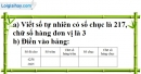 Bài 16 trang 8 SBT toán 6 tập 1