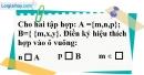 Bài 3 trang 5 SBT toán 6 tập 1