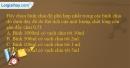 Bài 3.1 trang 10 SBT Vật lí 6