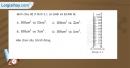 Bài 3.2 trang 10 SBT Vật lí 6