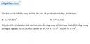 Bài 3.5 trang 10 SBT Vật lí 6