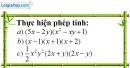 Bài 6 trang 6 SBT toán 8 tập 1