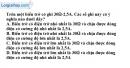 Bài 10.11 trang 29 SBT Vật lý 9