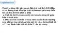 Bài 10.13 trang 30 SBT Vật lý 9